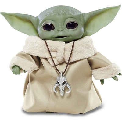 Hasbro Actionfigur »Star Wars The Child The Mandalorian, elektronische«
