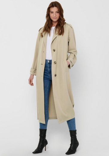 Only Trenchcoat »ONLLINE« in Maxilänge