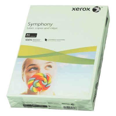 Xerox Drucker- und Kopierpapier »Symphony«, Trendfarben, Format DIN A4, 80 g/m²