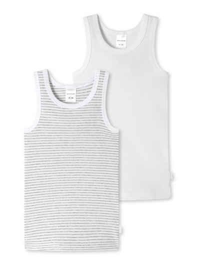 Schiesser Unterhemd »Basic Kids« (2 Stück)