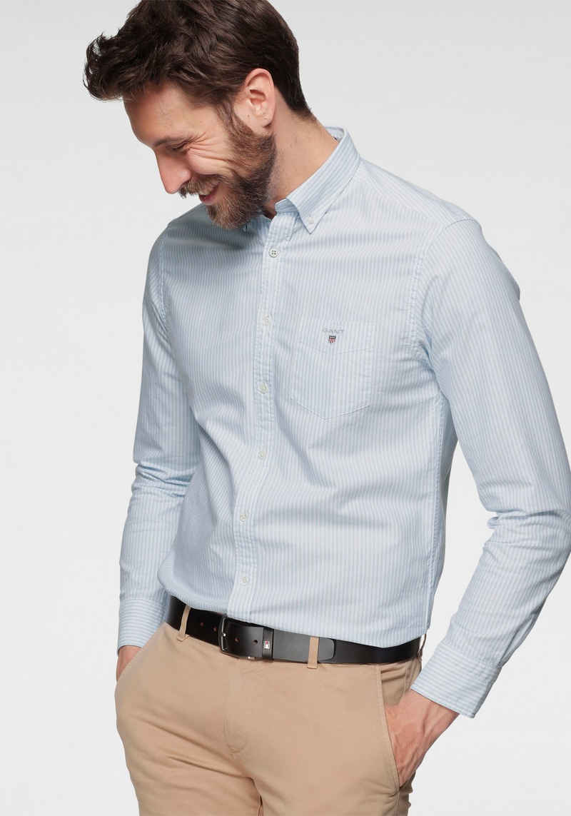 Gant Langarmhemd
