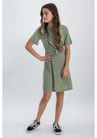 Garcia A-Linien-Kleid »O02484 - 1681-green fl...