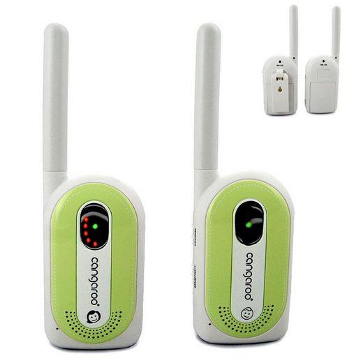 Cangaroo Babyphone »Babyphone Maternal Instinct«, bis 1,3 km Reichweite, Empfänger mit Gürtelclip