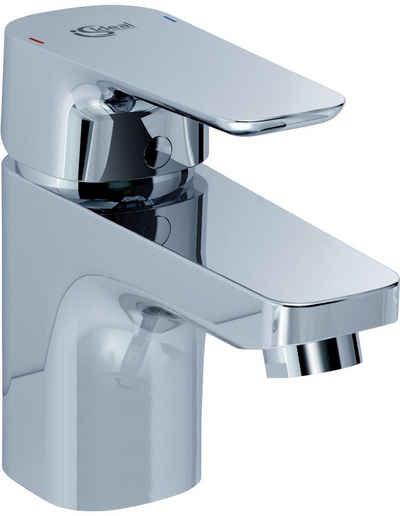 Ideal Standard Waschtischarmatur »Ceraplan III« mit Zugstangenablaufgarnitur, chrom