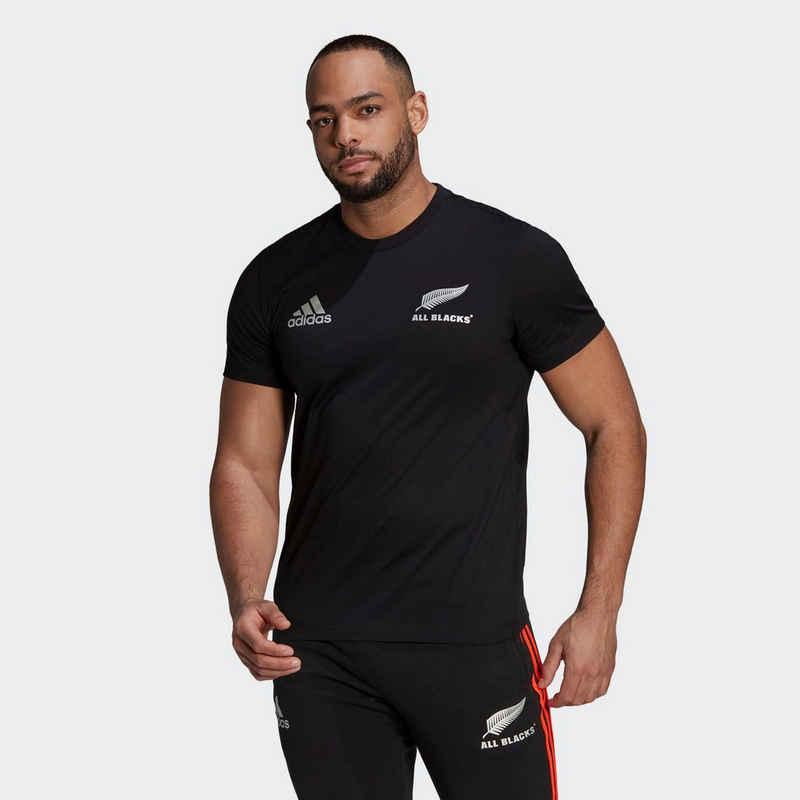 adidas Performance T-Shirt »All Blacks Rugby Cotton T-Shirt«