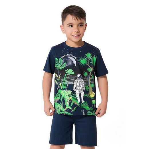 MyToys-COLLECTION Schlafanzug »Schlafanzug für Jungen von ZAB kids«