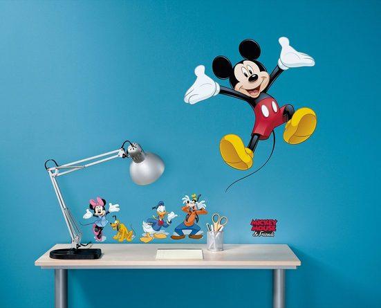 Komar Wandsticker »Wandsticker Mickey and Friends, 50 x 70 cm«