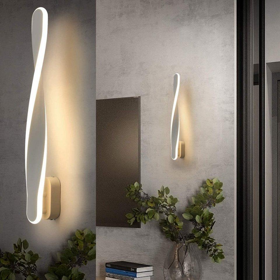 ZMH Wandleuchte »LED 9CM Wandlampe 9W 9K Warmweißes Licht für  Wohnzimmer Treppen Korridor Hotel« online kaufen  OTTO