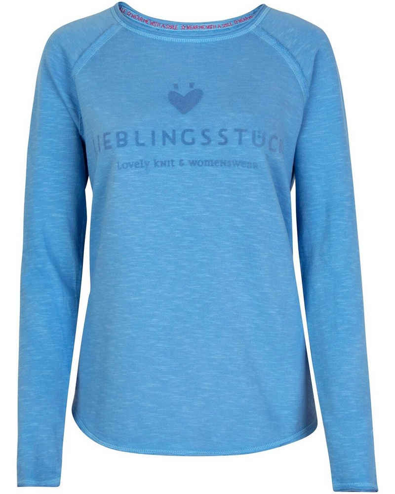 Lieblingsstück Sweatshirt »Logo-Sweatshirt CathrinaEP«