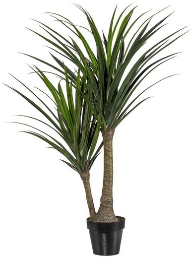 Kunstpflanze »Pandanus«, Creativ green, Höhe 130 cm, im Kunststofftopf