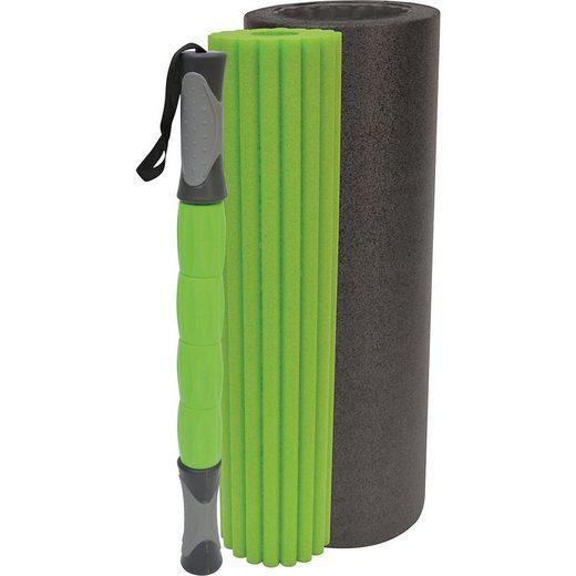 Schildkröt-Fitness Fitnessmatte »Massage Roller 3-in1«