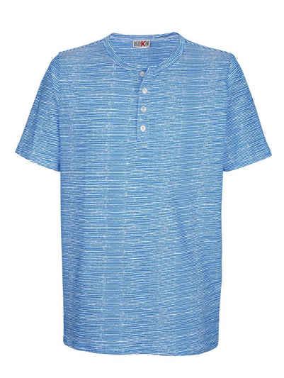 Roger Kent T-Shirt mit Streifendruckmuster
