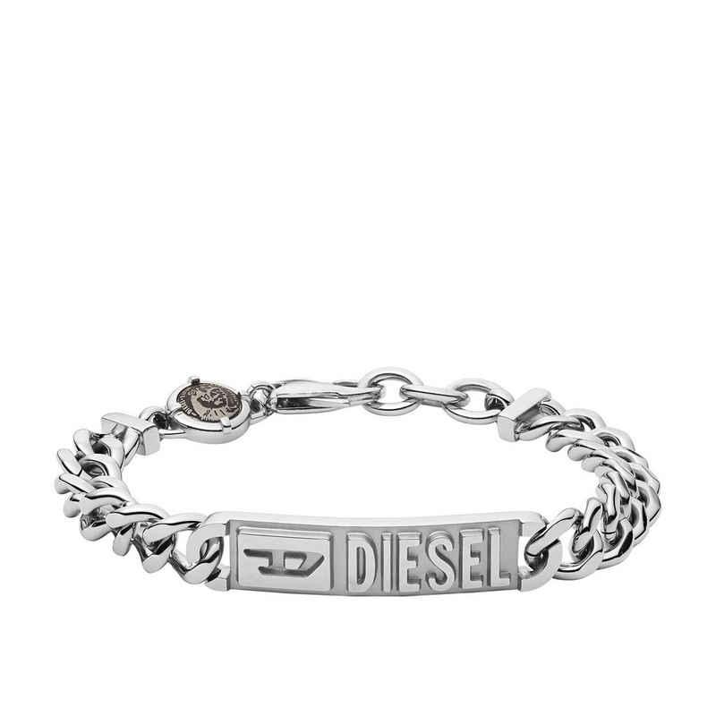 Diesel Armband »Diesel Herren Armband Edelstahl - DX1225040«