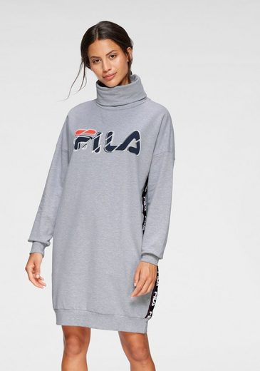 Fila Sweatkleid mit Rollkragen und großem Frontdruck