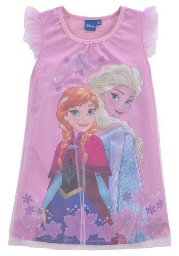 Disney Frozen Tüllkleid »Anna & Elsa« mit Anna & Elsa Druck