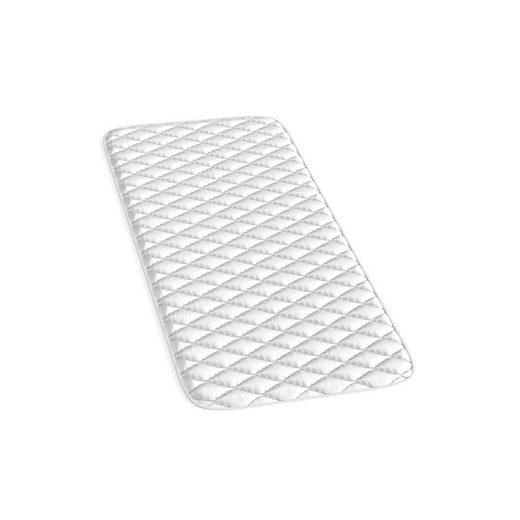 Matratzenschoner »Topper Matratzenschoner 90x200 cm Matratzen-Auflage weiß Baumwolle«, VitaliSpa®