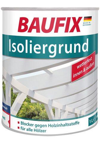 Baufix Isoliergrundierung »professional« weiß...
