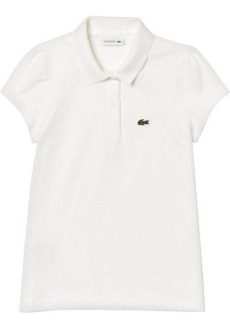 Lacoste Polo marškinėliai su žaismingas Detail...