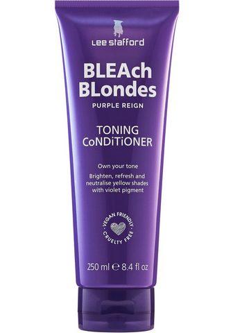 Lee Stafford Haarspülung »Bleach Blonde Purple Reig...
