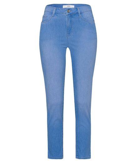 "Brax 5-Pocket-Jeans »Damen Jeans Slim Fit verkürzt ""Style Mary""«"