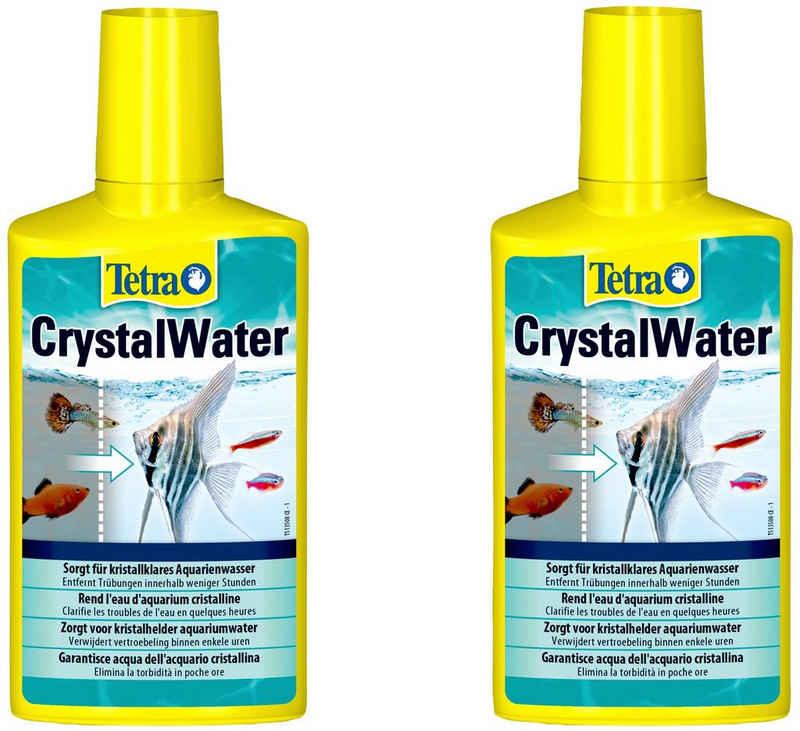 Tetra Aquariumpflege »Crystal Water«, 2 x 250 ml
