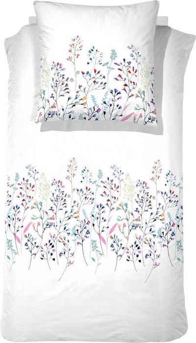 Bettwäsche »Isabell«, Cinderella, mit floralem Print