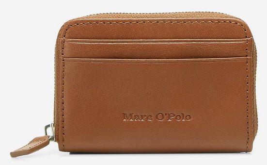 Marc O'Polo Geldbörse »Freya«, aus weichem Leder im kleinen Format