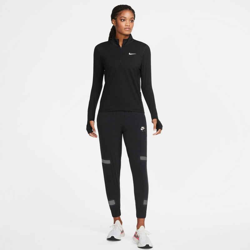 Nike Laufshirt »Nike Element Women's 1/2-zip Running Top«