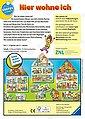 Ravensburger Spiel, Kinderspiel »Hier wohne ich«, Made in Europe; FSC® - schützt Wald - weltweit, Bild 3