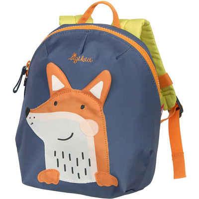 Sigikid Kindergartentasche »Mini Rucksack Fuchs dunkelblau, Bags«