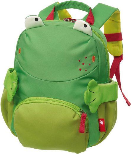 Sigikid Kinderrucksack »Frosch«