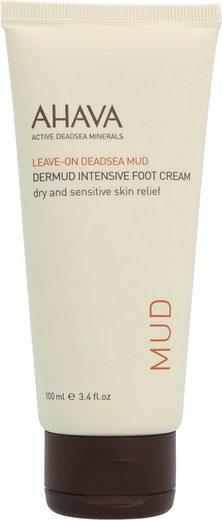 AHAVA Fußcreme »Deadsea Mud Dermud Intensive Foot Cream«