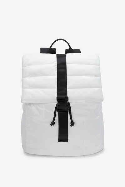 Next Rucksack »Gepolsterter Rucksack mit Kontrastgurten«
