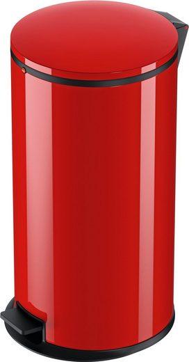 Hailo Mülleimer »Pure XL«, rot, Fassungsvermögen ca. 44 Liter
