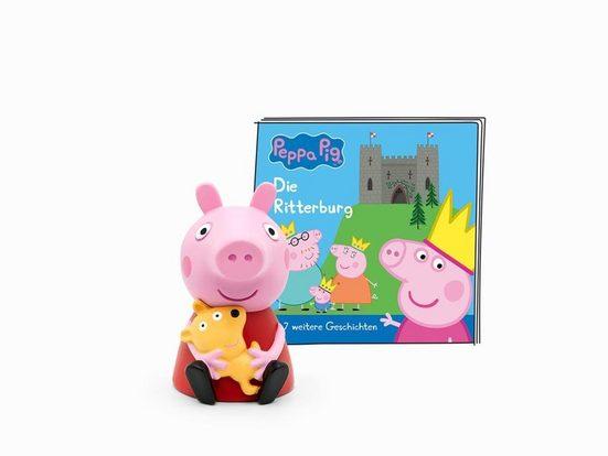 tonies Spiel, »tonies® Hörfigur - Peppa Pig Die Ritterburg und 7«