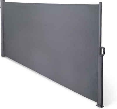 normani Seitenmarkise »Seitenmarkise Sicht- und Sonnenschutz 150 x 300 cm« Markise für Sicht- und Sonnenschutz auf Balkon und Terasse