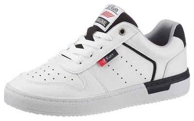 s.Oliver Sneaker mit Logo-Aufnäher