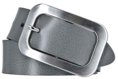Vanzetti Ledergürtel »Vanzetti Damengürtel Ledergürtel grau«
