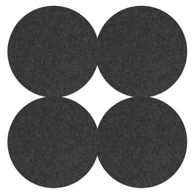 Platzset, »Platzmatte, 4 Stück Filz«, Neuetischkultur, (1-St)
