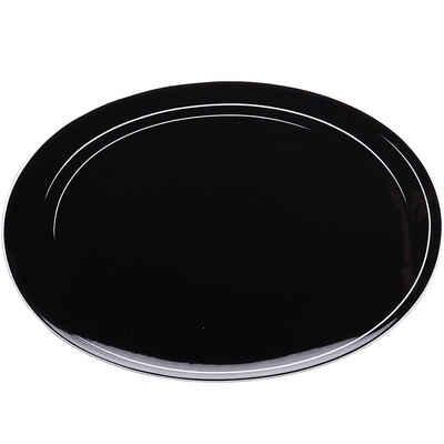 Rosenthal Servierplatte »TAC Gropius Dynamic Platte 34 cm«, Porzellan