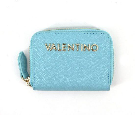 VALENTINO BAGS Mini Geldbörse »Valentino Bags Geldbörse Divina Azzurro - VPS1R4139G-AZZURO«