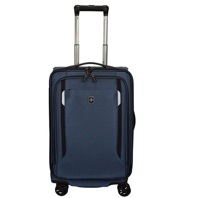 Victorinox Werks Traveler 5.0 Trolley 4-Rollen 65 cm | Taschen > Koffer & Trolleys > Trolleys | Blau | Victorinox