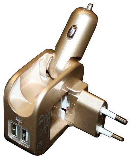 Rocco Universal-Ladegerät (Stromadapter für Kfz)