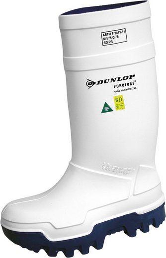 »Purofort Thermo+« Gummistiefel Sicherheitsklasse S5, mit warmer Fütterung