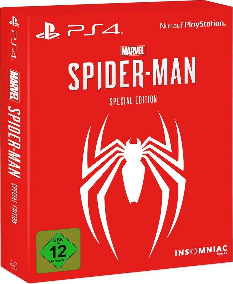 Marvel´s Spider-Man Special Edition PlayStation 4