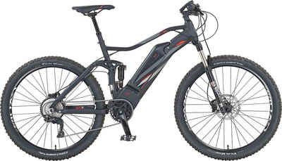 Prophete E-Bike »Prophete Graveler e9000«, 10 Gang Shimano Deore XT Schaltwerk, Kettenschaltung, Mittelmotor 250 W