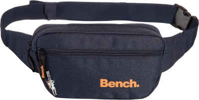 Bench. Gürteltasche »OTI300B Bench stylische Hip Bag« (Gürteltasche), Damen, Jugend, Herren Gürteltasche Polyester, blau ca. 23cm x ca. 13cm