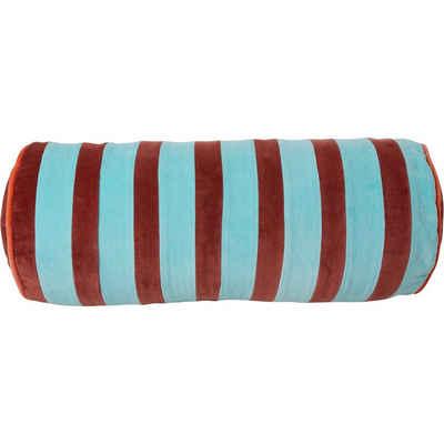 "rice Dekokissen »Nackenrolle ""Stripes"" 60xØ25cm«"