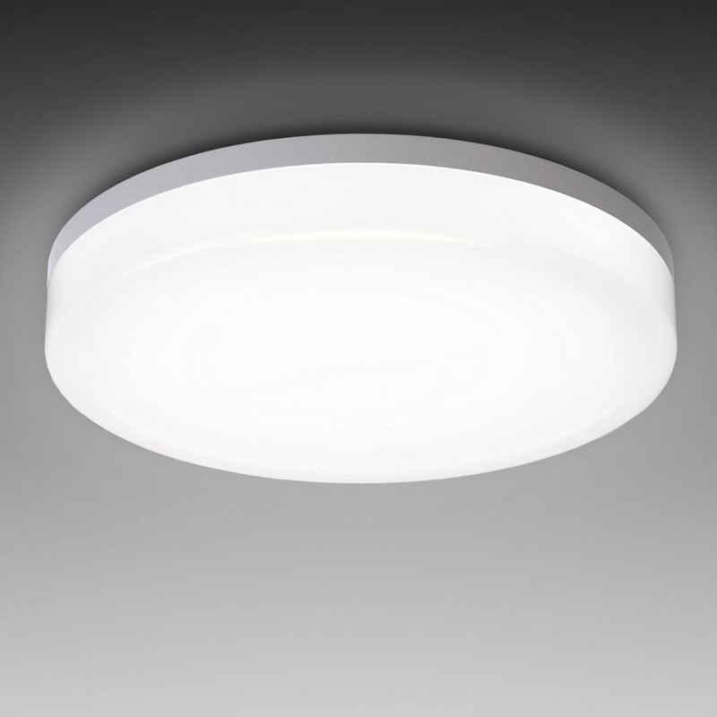 B.K.Licht LED Deckenleuchte »Bootes«, LED Deckenlampe 18W Bad-Lampen IP54 Badezimmer-Leuchte Deckenleuchte Küche Flur