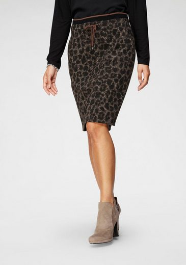 Betty Barclay Schlupfrock mit allover Animalprint